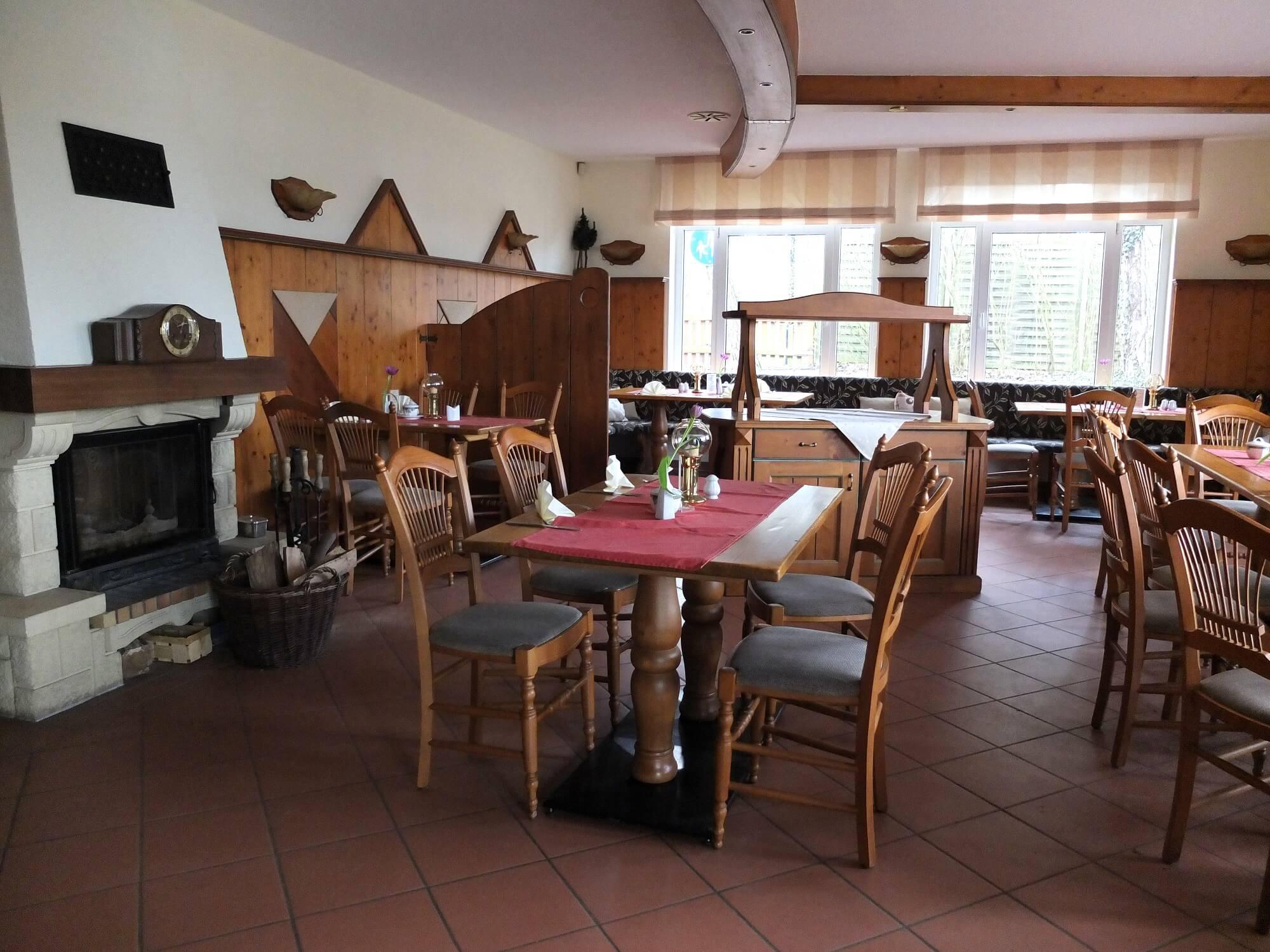 Hotel Waldschänke - Tourist-Information Burg